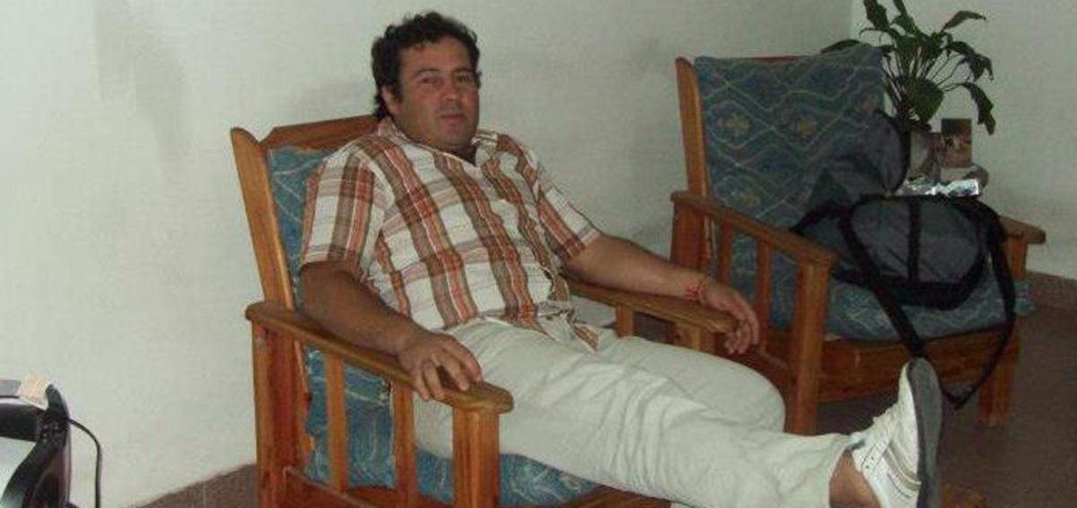 Pablo Vergara el actual Secretario de Finanzas
